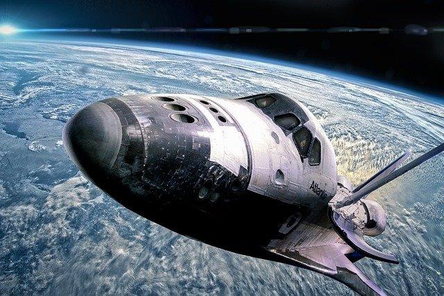 Space-shuttle